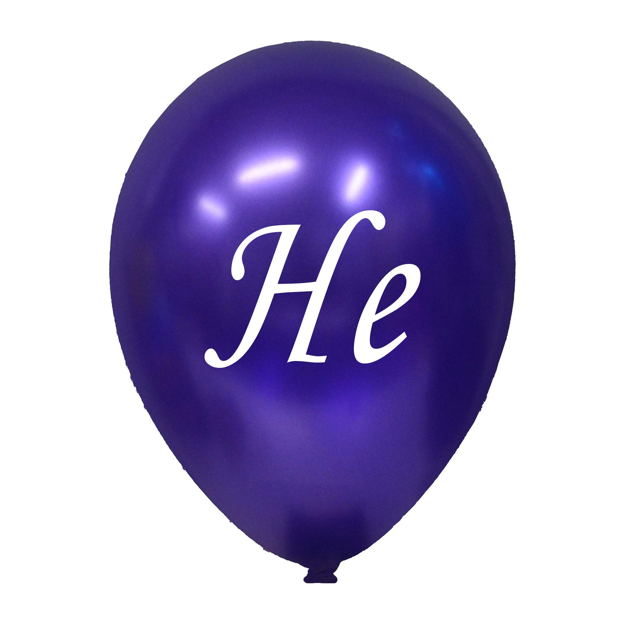 Heelium ja Õhupallid